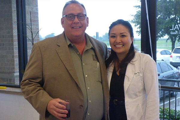 Richmond, TX dentist, Dr. Hoa Vong